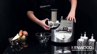 Мясорубка Kenwood MG 720 - видео обзор