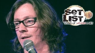 Ed Byrne - Set List: Stand-Up Without a Net