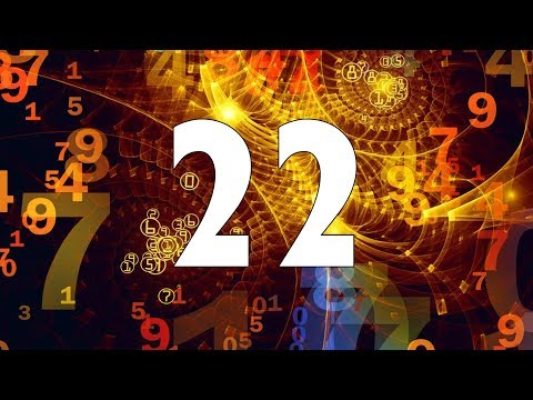 ㉒ Numerology Number 22. Secrets of your Birthday