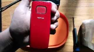 Nokia x1-01 disassembly