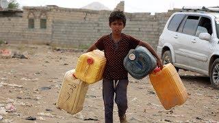 Йеменцы боятся гуманитарной катастрофы из-за битвы за Ходейду
