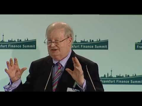Frankfurt Finance Summit 2014: The new hegemon or last country still standing