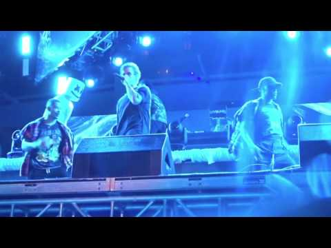 SORRY JUSTIN BIEBER LIVE 2017 COUNTDOWN NEW YEAR MIAMI BEACH Marshmellow & Skrillex