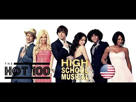High School Musical Chart USA