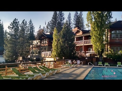 Family Travel Vlog From Yosemite Madera!