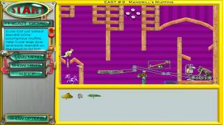The Incredible Machine Even More Contraptions- Easy Puzzles # 1-10