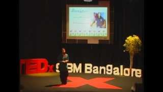 "TEDxSIBMBangalore - Ms. Bhakti Sharma ""Pride of India"" - Challenging The Conventional"
