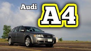 Regular Car Reviews: 2005 Audi A4 Quattro