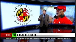Disgraced Coach Fired For Good