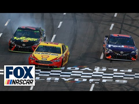 Dave Moody sounds off on the finish in Martinsville and expectations for Texas | NASCAR RACE HUB