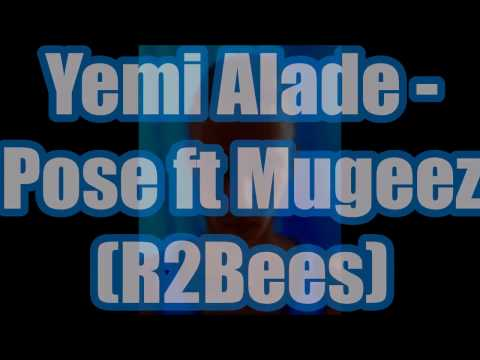 **Yemi Alade - POSE feat. Mugeez (R2Bees)   Dancehall Choreo by Chris Hartung**