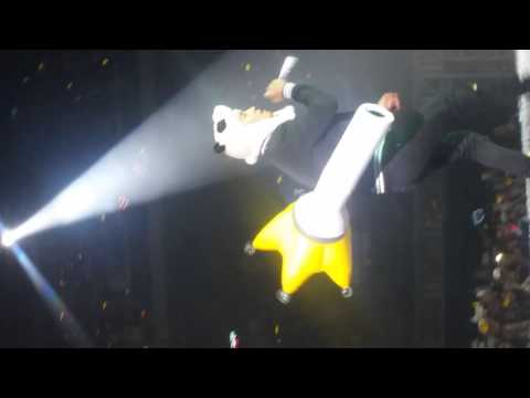 151025 (fancam)BIGBANG MADE TOUR IN MACAU ENCORE FULL全員 BANGBANGBANG
