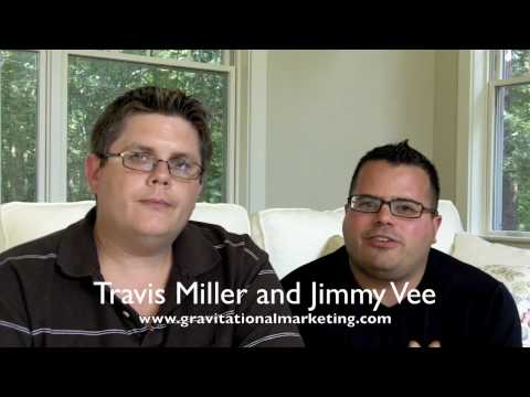 Travis Miller and Jimmy Vee of Gravitational Marketing talk about their VIsion Day(r) Experience