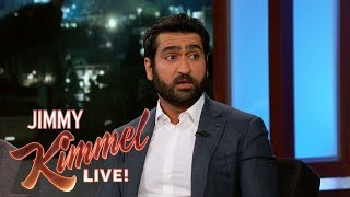 Kumail Nanjiani Sucks and Dave Bautista is Awesome