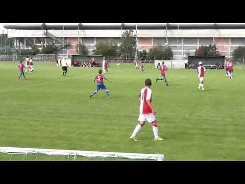 SO - 13.8. - SK SLAVIA PRAHA U15 : FC VIKTORIA PLZEŇ U15 (2. POLOČAS)