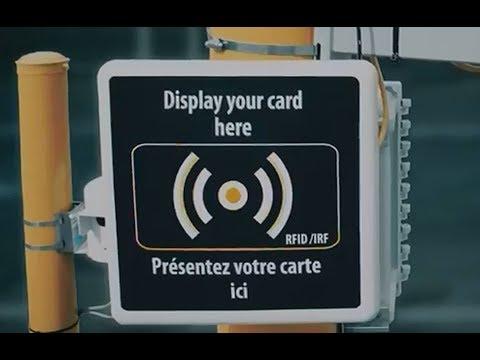 Radio frequency identification (RFID) technology