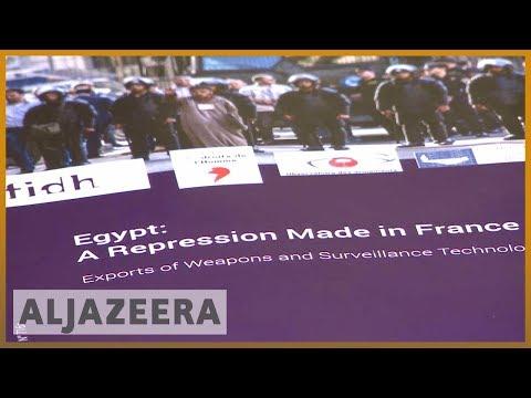 🇫🇷 🇪🇬 France aiding Egypt repression through arms sales: NGOs | Al Jazeera English