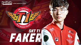 SKT vs. MSF | Quarterfinals  | 2017 World Championship | SK telecom T1 vs. Misfits Gaming