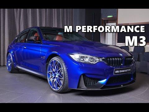 San Marino Blue Bmw M3 M Performance Youtube