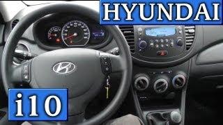 Hyundai i10 2013 1.1 69KM Comfort