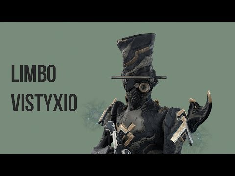 Warframe: Off The Runway - Vistyxio Limbo Tennogen
