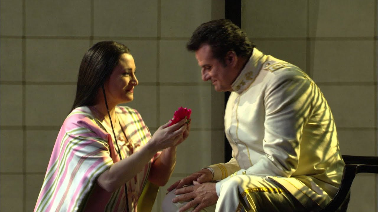Madama Butterfly: Trailer