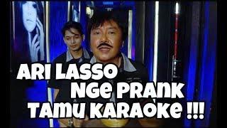 ARI LASSO CARI PESERTA KARAOKE BATTLE  'SOUND OF BINTANG'
