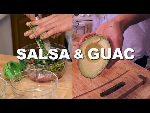 Recipes w/ Luis - Classic Guatemala (Salsa & Guac)