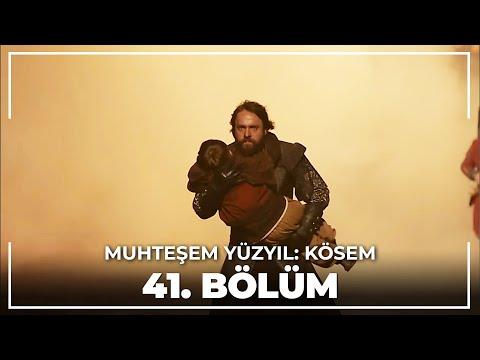 Muhteşem Yüzyıl: Kösem 41. Bölüm (HD)