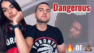 ScHoolboy Q - Dangerous (feat Kid Cudi) [Official Music Video] REACTION #HIPHOPLUVERZ