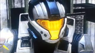 Halo 3-Eminem & Steve Berman Skit Reenacted