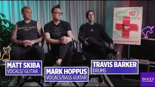 Baixar Blink 182's Travis Barker talks recent health scare