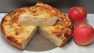Это мой любимый рецепт Яблочного Пирога. Невероятно Нежный!