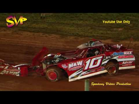 RacersEdge Tv | Modoc Speedway | Ultimate Super Late Models | $5,000 | April 15 , 2017