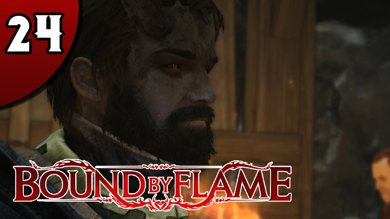 lets play bound by flame