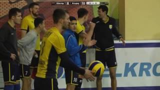 Волейбол. Шахтер - Атырау (08.10.16)