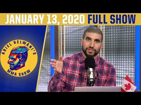UFC 246 Preview | Ariel Helwani's MMA Show (January 13, 2020) | ESPN MMA