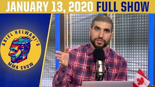 UFC 246 Preview | Ariel Helwani's MMA Show (January 13, 2020) | ESPN MMA