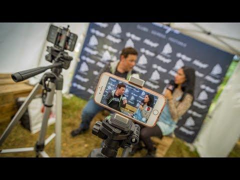 Les Mixeurs - Interview Joachim Garraud @Elektric Park 2017