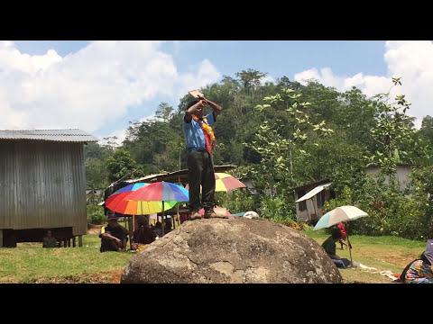 Preacher Man Papua New Guinea