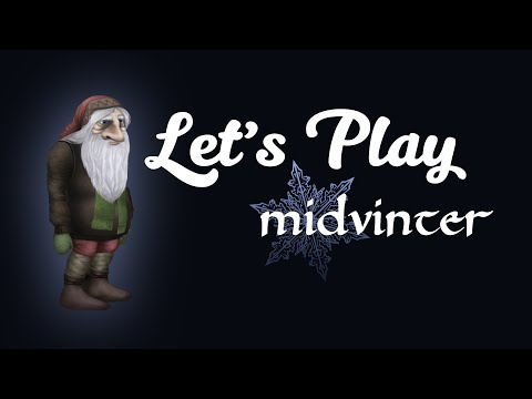 Let's Play MIDVINTER! [Farm Force Ending]