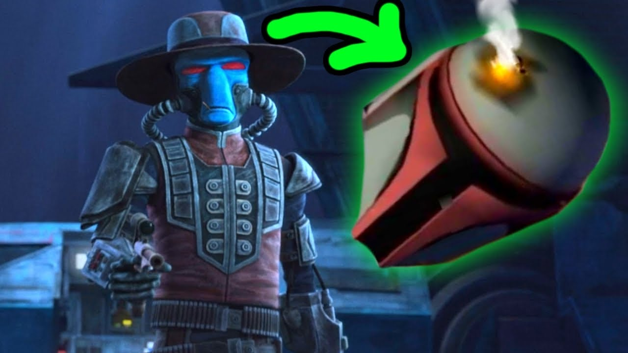 Boba Fett SAVES Omega From Cad Bane in the Bad Batch! - Star Wars Explained