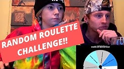 Random Roulette Challenges (Top challenges from the past decade!!)