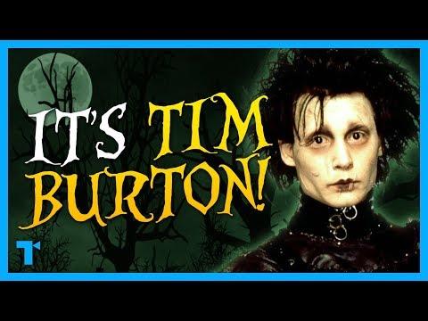 Sur YouTube, Tim Burton à la loupe