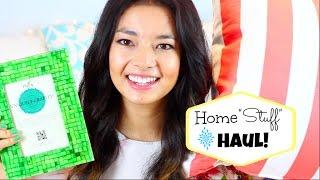 Home Haul ♡ Pillows, Picture Frames & MORE ♡ 50VoSummer Thumbnail