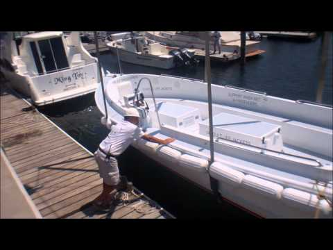 Conanicut Marine Services has purchased a new launch