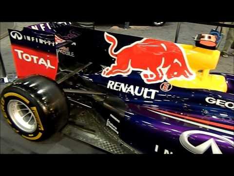 Red Bull Formula Car One 2014 San Diego International Auto Show