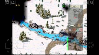ePSXe Emulator 1.9.15 for Android | Command & Conquer: Red Alert [720p HD] | Sony PS1