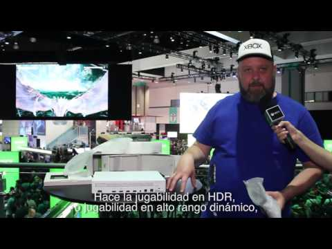 Xbox One S - E3 Unboxing