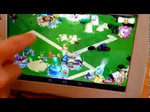 Jogo do My Little Pony no Tablet! Travel Video